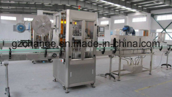 High Speed Mineral Water Pet Bottles Labeling Machine pictures & photos
