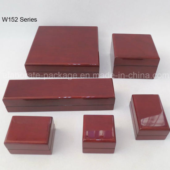 Customized Wood Glossy Jewelry Packing Gift Box pictures & photos