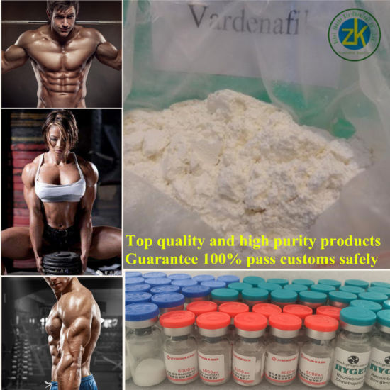 Factory Direct Sales 99.5% Purity Male Enhancement Vardenafil pictures & photos