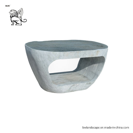 China Outdoor Stone Garden Products Furniture Marble Chair And