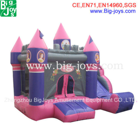Inflatable Bouncer Castle, Air Bouncer Inflatable Trampoline for Sale (DJBC009) pictures & photos