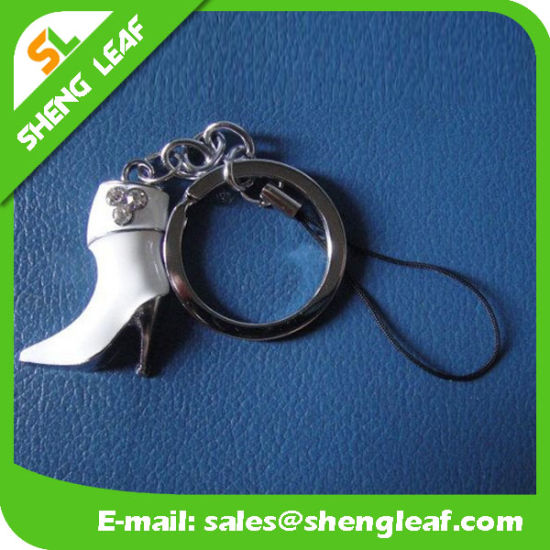 High-Heeled Shoes Metal Keychain Chein Sell in Alibaba SL-Kc022
