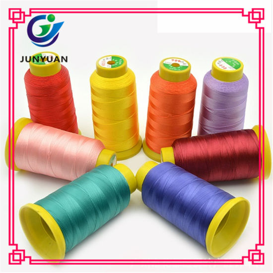 Rayon Embroidery Thread Made in China