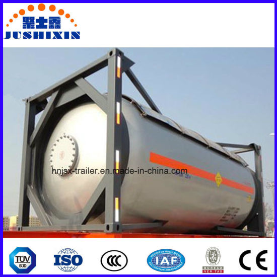 Pressure Tanker Commercial Propane Gas Tank Container for Sale