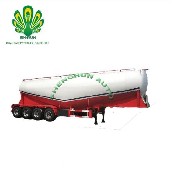 40cbm Bulk Powder Cement Tanker Semi Trailer/Truck