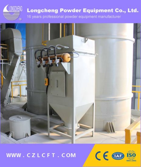 Pulse Bag Dust Extraction System pictures & photos