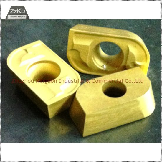 Pure Tungsten Insert-Tungsten Carbide Cutting Tools pictures & photos