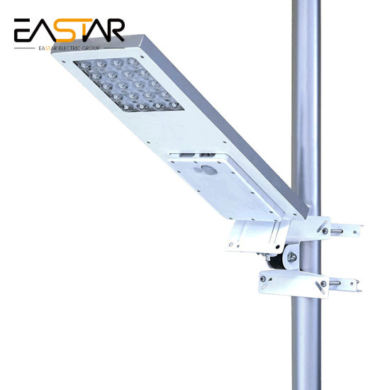 5 Years Warranty IP66 Integrated All in One Solar Power LED Solar Street Light