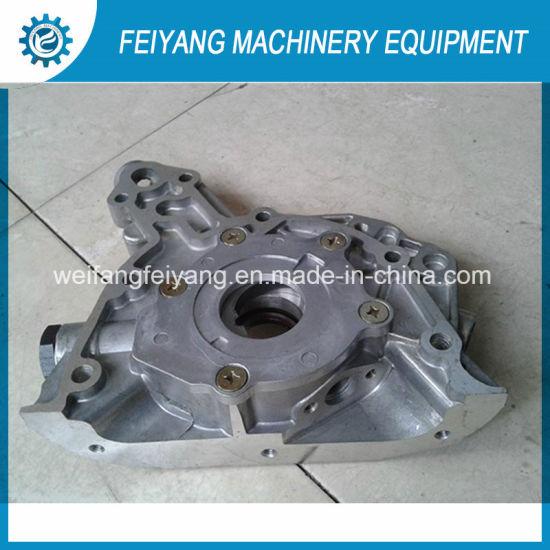 Wd615 Wp10 Wp12 Diesel Engine Spare Parts Oil Pump