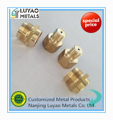 Customized Brass Machining for General Industry pictures & photos