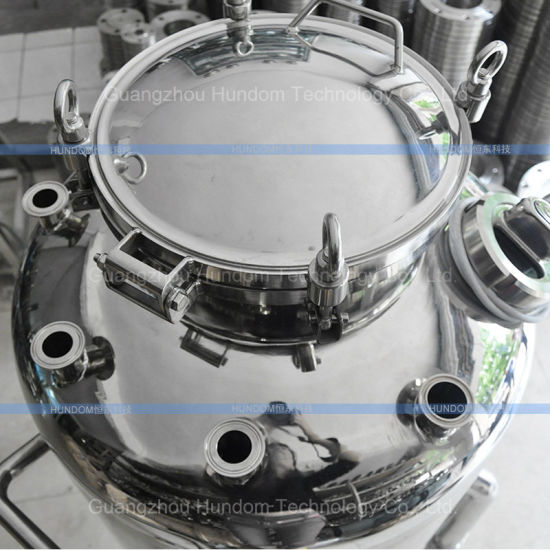 Movable Industry Stainless Steel Chemical Pneumatic Storage Tank pictures & photos