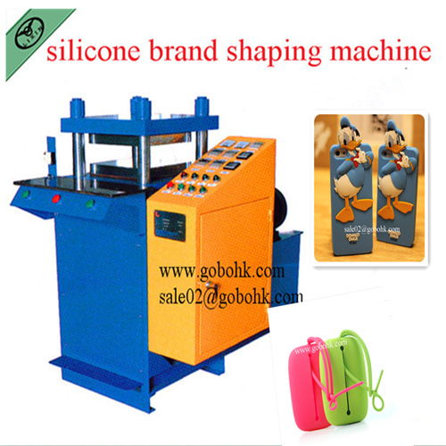 Soft Rubber Silicone Cellphone Case Making Machine pictures & photos