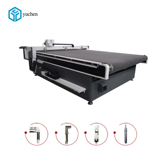 Hot Sale Auto-Feeding Equipment CNC Cutter Cloth Fabric Leather Cutting Machine for Apparel Industry