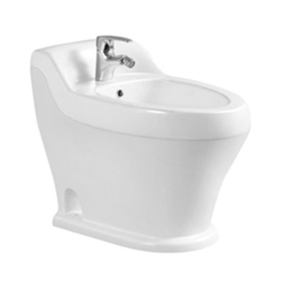 Canada Style Ceramic White Personal Water Bidet Personal Bidet pictures & photos