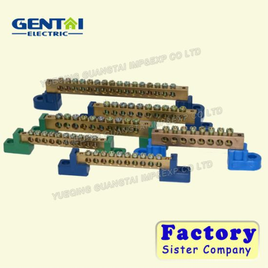 Plastic Terminal Blocks, Screw Terminal Block Connector