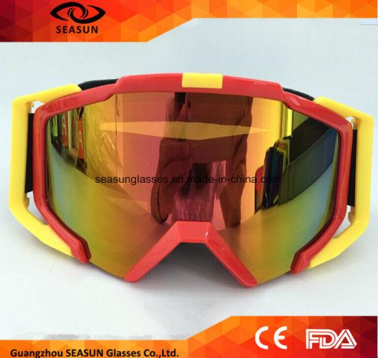 815bb188f4 Frameless Ski Goggles UV400 Anti-Fog Snowmobile Skate Skiing Glasses Adult Snowboard  Goggles Ultra-Light Winter Sports Goggles