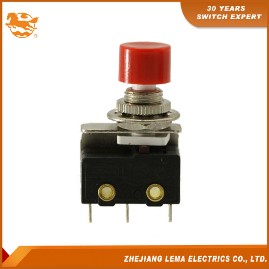 China Lema Kw12-D628 5A Bracket Solder Terminal Mini Micro