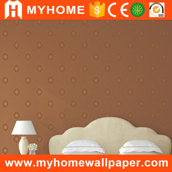 Interior Wall Coating Material Cheap Price Flower Design Wallpaper