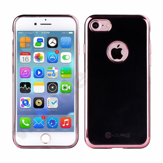 TPU Electroplating Case for iPhone 7 Plus