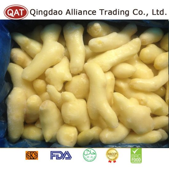 Top Quality IQF Peeled Ginger pictures & photos
