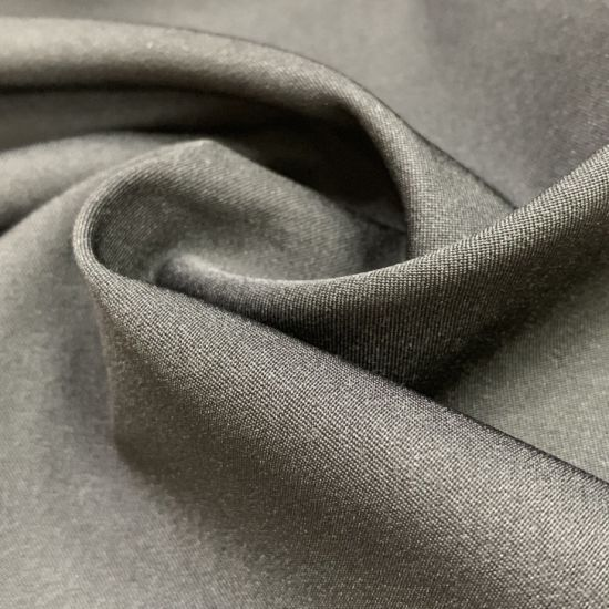 100d Polyester 160GSM 2/2 Twill 4-Way Lycra Fabric