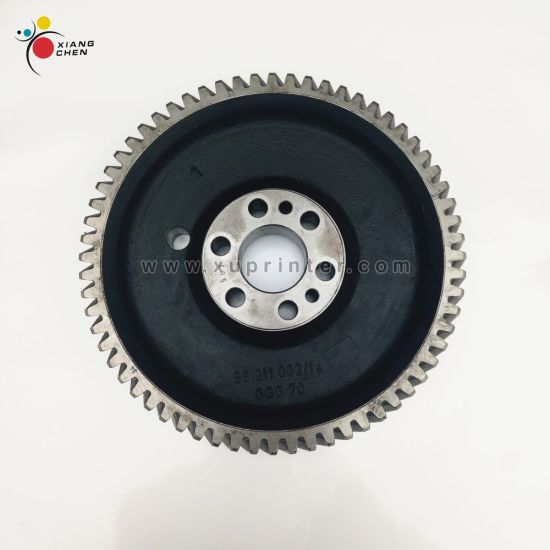 66.011.002 Sm102 Machine Gear for Spare Parts