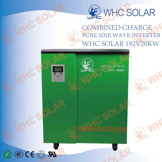 Whc DC to AC Solar Power Inverter Working off Grid System pictures & photos