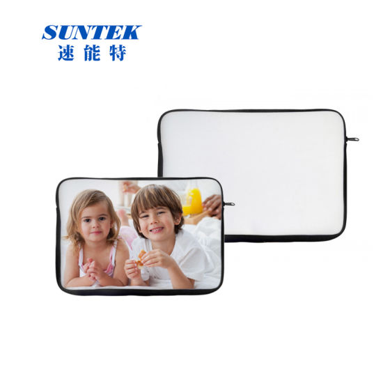 10′′ Sublimation Blank Waterproof Neoprene Sleeve Laptop/Computer Bag pictures & photos
