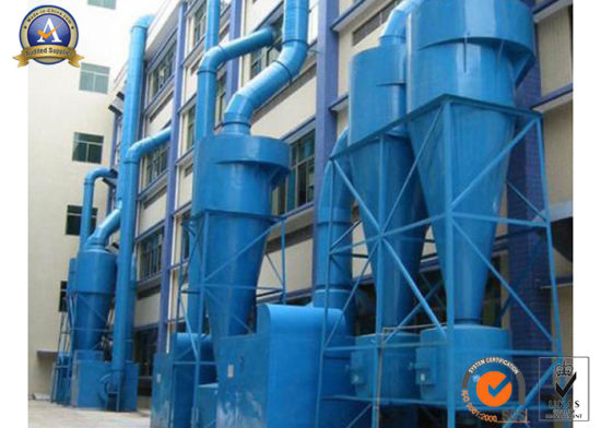 3000 M3/H Dust Collector System Bag Filter Cyclone Filter