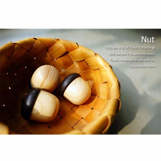 New Special Mini Portable Nuts Bluetooth Speaker pictures & photos