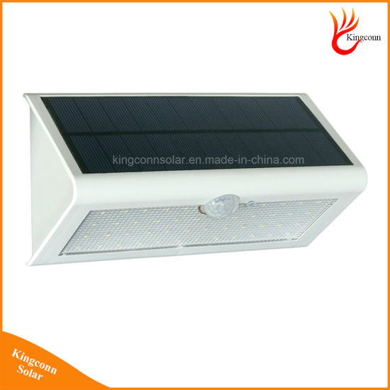 800lm 46LED Solar Garden Wall Light with 4in1 Motion Sensor pictures & photos