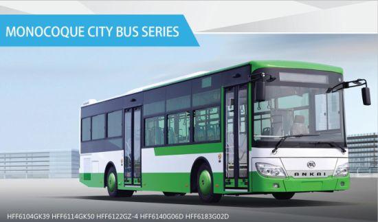 Ankai 32+1 Seats Monocoque City Bus (HFF6122GZ-4C)
