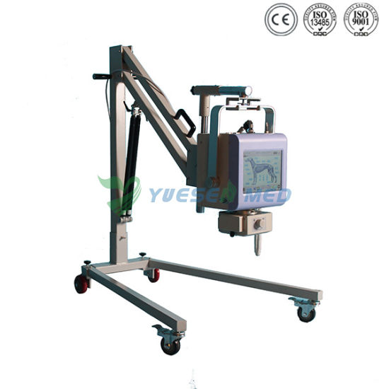 Medical Hospital 4.0kw Digital Portable X Ray pictures & photos