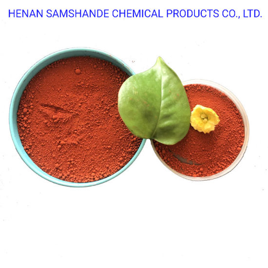 Factory Hot Selling Red Iron Oxide pictures & photos