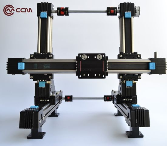 High Speed Linear Module Xyz Cartesian Robot