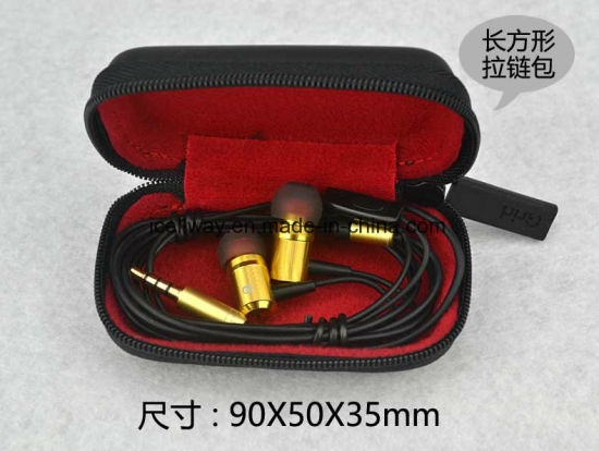 High Quality Metal Earphone with Mic, Ear Phones for iPhone6 pictures & photos