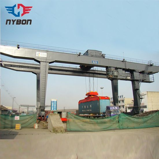 Double Girder Gantry Crane Port Crane Price pictures & photos