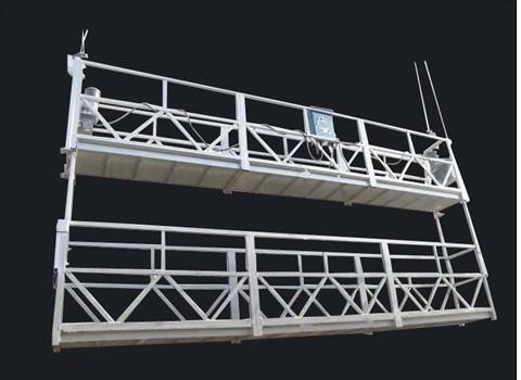 Double Deck Rope Suspended Platform pictures & photos