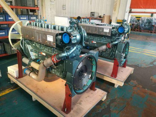 Sinotruk WD615.47 371HP Diesel Engine for HOWO Truck