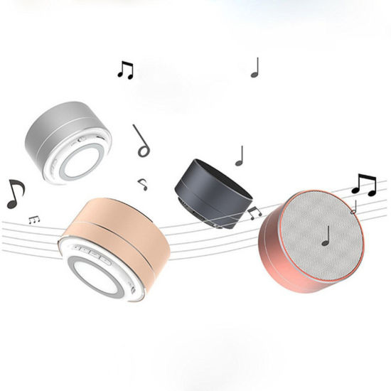 A10 FM Wireless Music Sound Box Subwoofer Mini Bluetooth Speaker pictures & photos