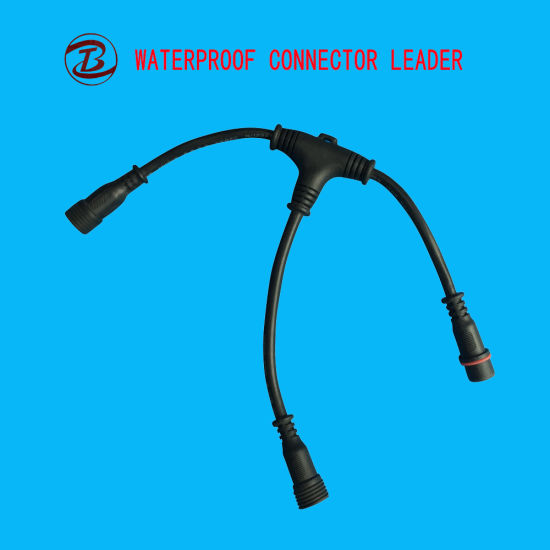 China Shenzhen Hot IP67 Electrical T Type Joint Connector