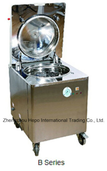 Full Stainless Steel Autoclave (HP-BKQB30) pictures & photos