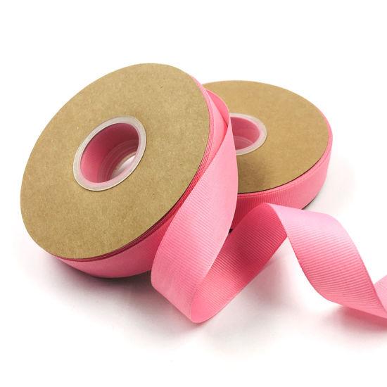 Wholesale Best Price Hsd Grosgrain Ribbon Cartoon Unicorn Pattern Heat Transfer Printed Grosgrain Ribbon