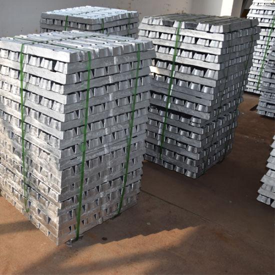 Top Grade Pure 99.9%-99.99% Manufacturer Metal Aluminum Ingot Aluminum Good Price