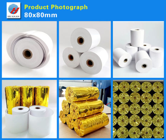 Hot Sale Carbonless NCR Paper 60 GSM NCR Paper
