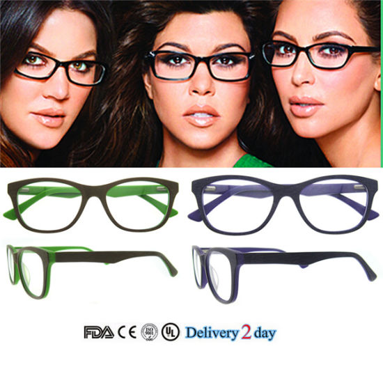 Wholesale Manufacturers in China Optical Frames Spectacle Frame ...