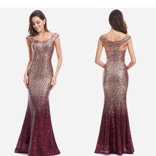 Fishtail Dress Evening Dress Party Wear