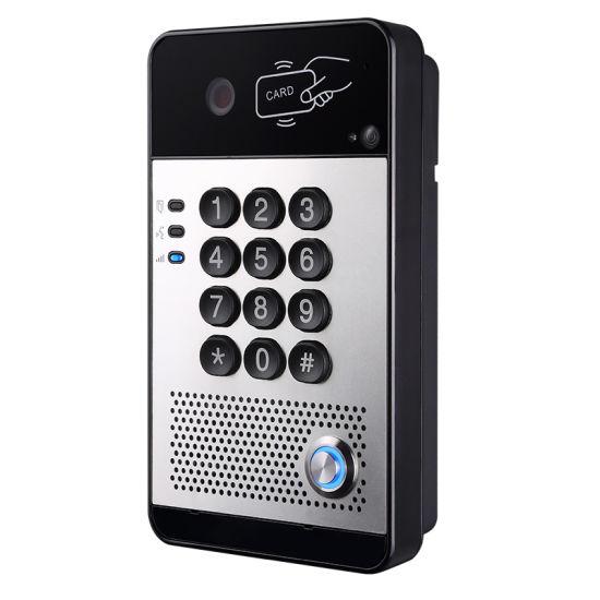 Niteray SIP Video Door Phone Electronic Door Lock Outdoor SIP Universal Intercom System for Industrial