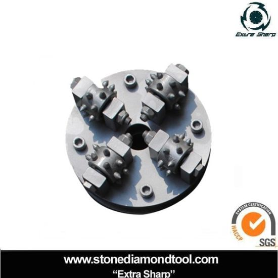 High Quality Stone Concrete Floor Bush Hammer pictures & photos
