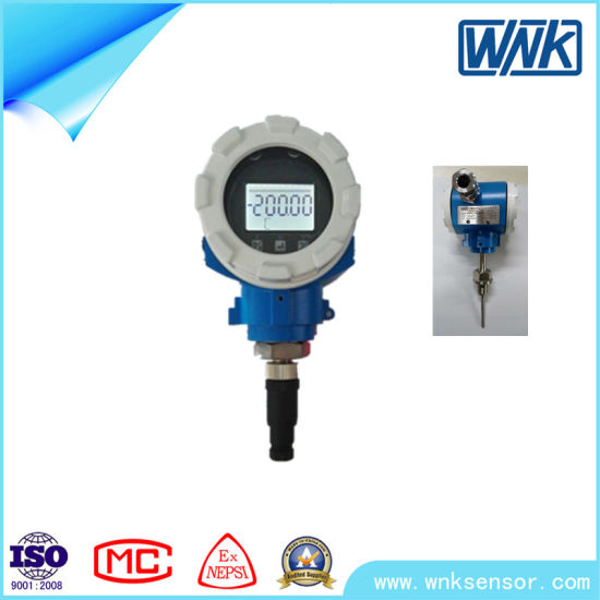 Universal Input Smart 4-20mA Hart Field Mounted Temperature Transmitter pictures & photos